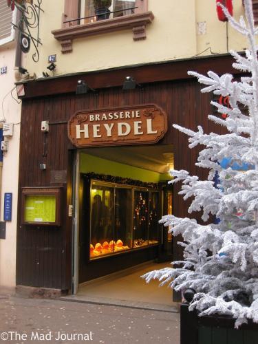 brasserie haydel