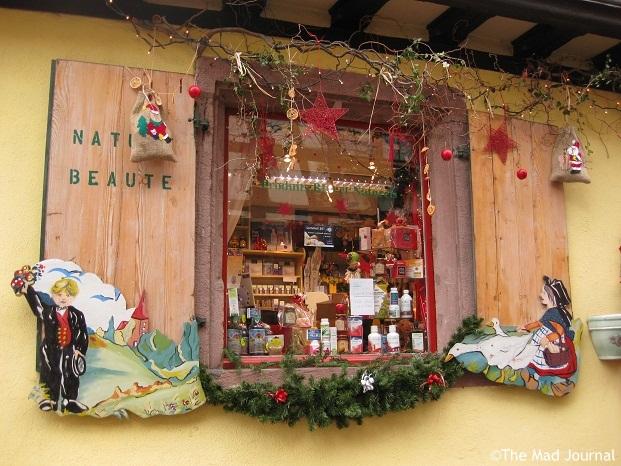 souvenier shop