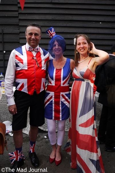 union jack dress up