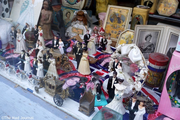 brocante shop royal wedding