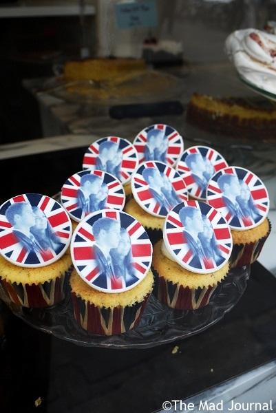 will & kate cupcake