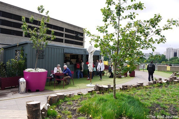 garden cafe