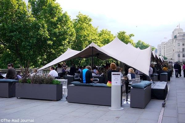 Toms terrace