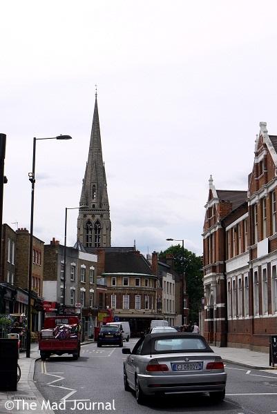 Stoke Newington Churh Street
