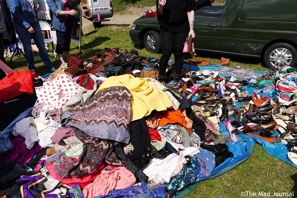 Chiswick car boot