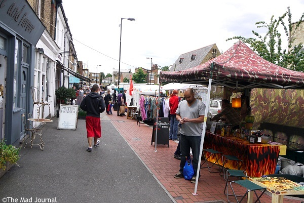 north cross road market