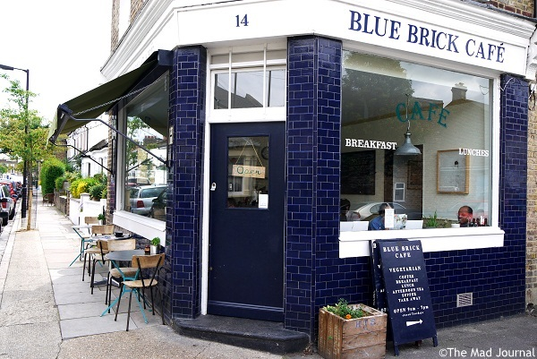 blue brick cafe
