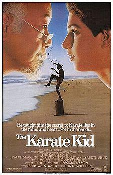 karate kid 80s