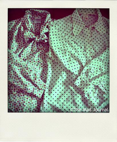 dot shirts
