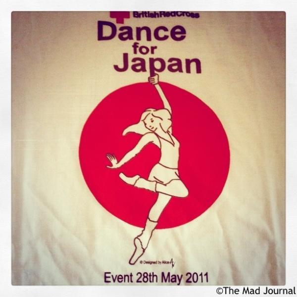 Dance for Japan