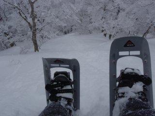 s09雪崩れる