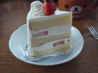 sジャマンのケーキ2