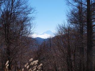 s09富士見平から富士山