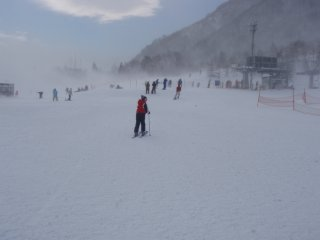 s初スキー6