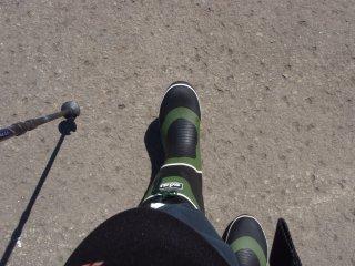 sスパイク長靴