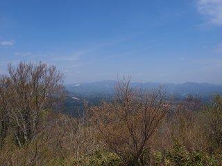 s27蓬田岳山頂より2