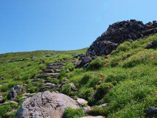 s05岩の急登