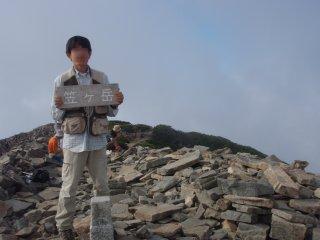 s10笠ヶ岳山頂4