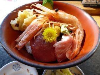 s王様の海鮮丼2