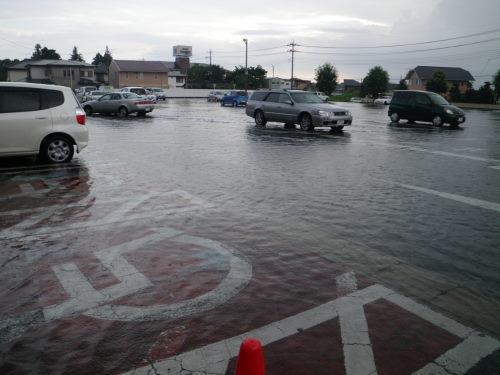 駐車場湖93