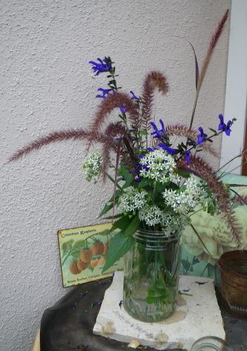 韮の花918