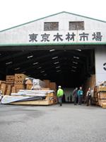 東京木材市場1