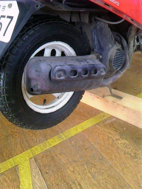 タイヤ修理 002