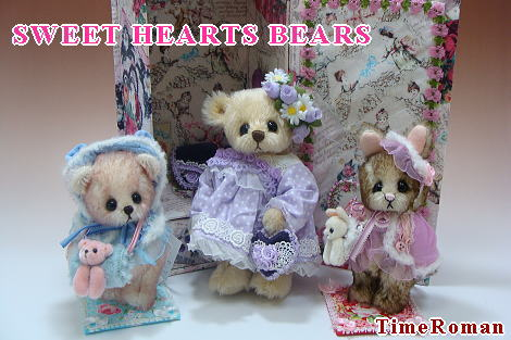 SWEET HEARTS BEARS