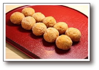 豆腐ボール製品