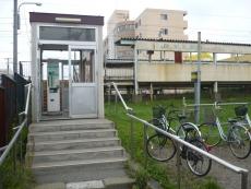 苫小牧・札幌方面側出入口