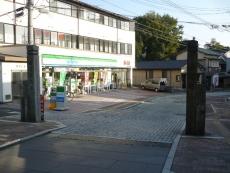 唐津街道の入口
