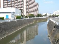 那珂川ではなく諸岡川です