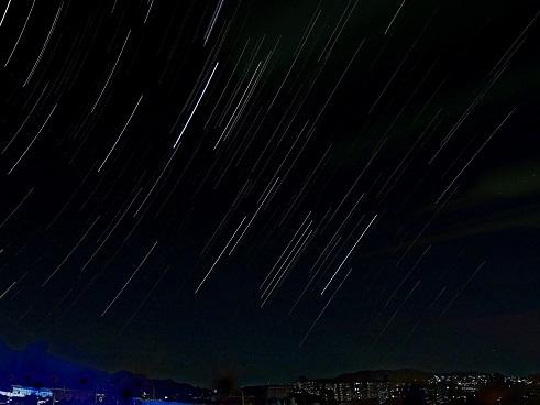 島本の夜空s
