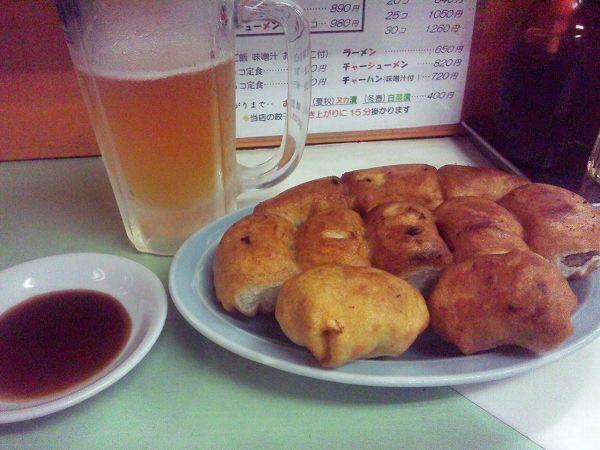 ファイト餃子10gyoza