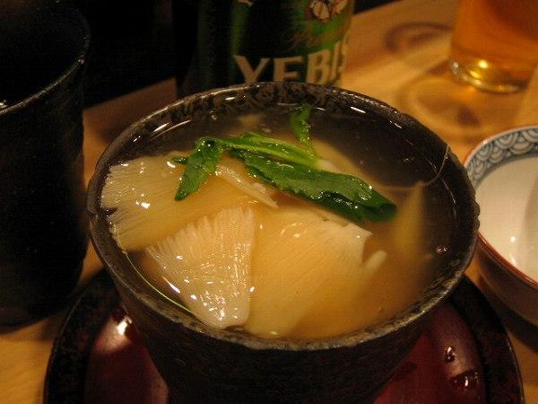 kanemasu ふぐの白子とフカヒレの蒸し物