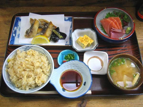 汐風 sat lunch