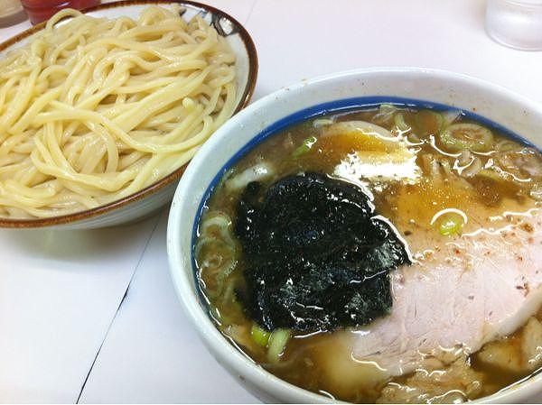 大勝軒 滝野川店tsukemen