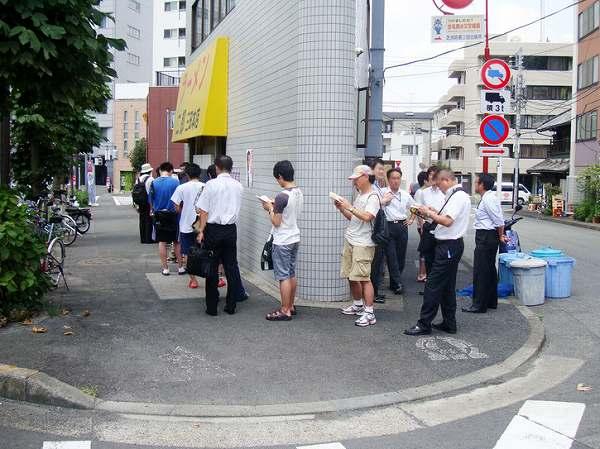 ラーメン二郎 三田本店 outside 1