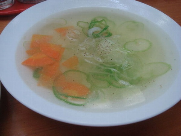 中栄 yasai soup 300