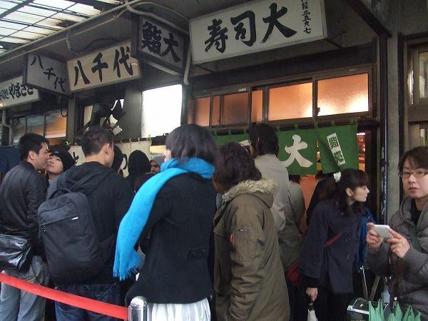 寿司大 outside