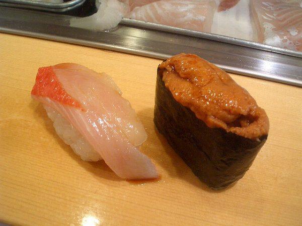 寿司大 kinme uni
