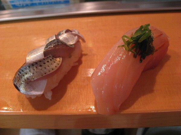 寿司大 kohada sawara