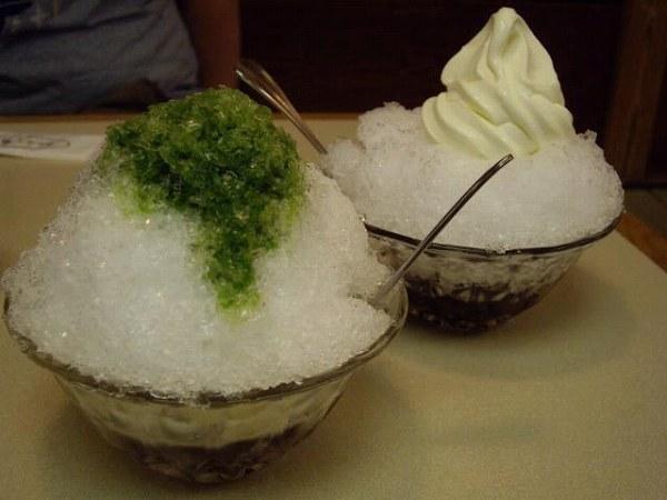 mihashi 夏はかき氷