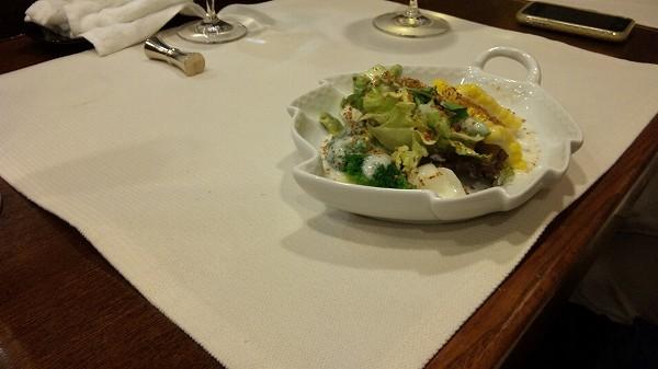 kawamura salad
