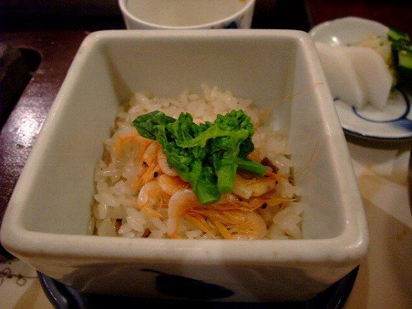 梅の花 rice