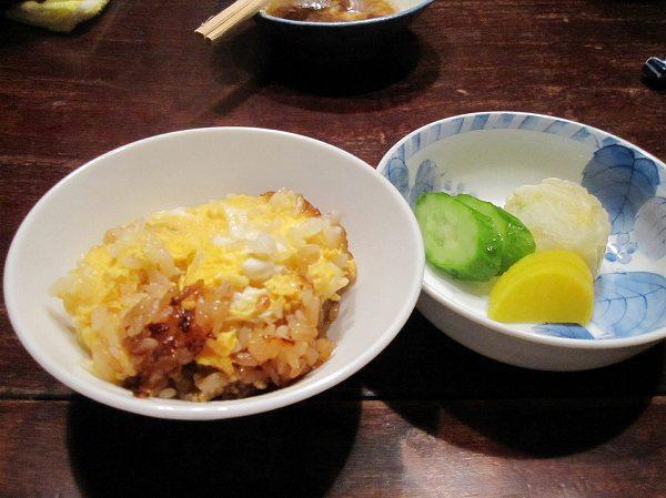 いし橋 rice done