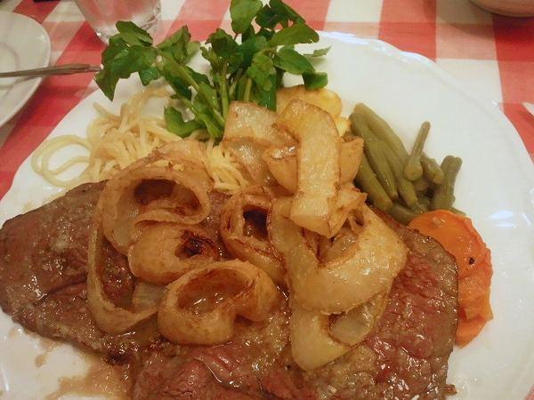 キッチン・ボン shariapin steak
