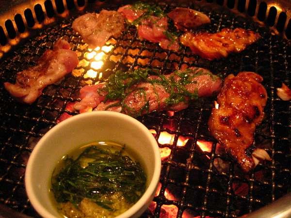 鬼亭 grill