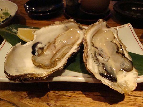 酒呑 牡蠣