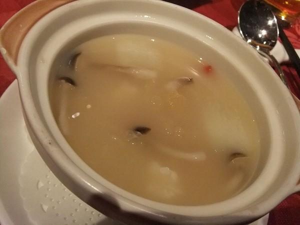 全聚徳 duck soup